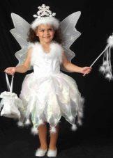 Аксессуары к новогоднему платью феи для девочки