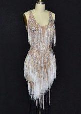 Платье для танцев в стиле Латино