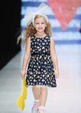 Платье для девочки 5 лет на каждый день
