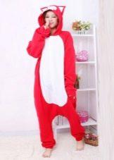 Поэтому в парных и семейных пижамах вы вряд ли найдёте какие-либо отличия 56efe527844d7