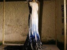 Свадебное платье-дерево Herself