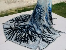 юбка свадебного платья-дерево Herself
