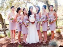 Платья лавандового цвета на свадьбе