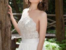 Свадебное платье откровенное от Henika