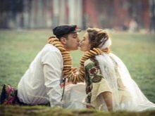 Свадьба а-ля рюс