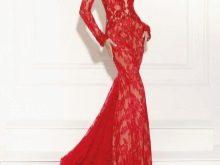 Вечернее платье от Tarik Ediz