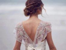 Свадебное платье от Анны Кэмпбел из коллекции 2016