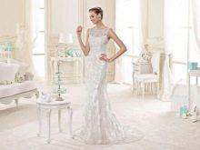 Свадебное платье от Nicole Fashion Group кружевное