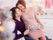 Реквизиты для фотосессии беременной