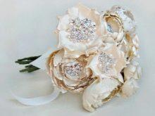 Вариант украшения серцевины цветка
