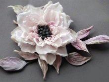Серцевина из бисера цветка