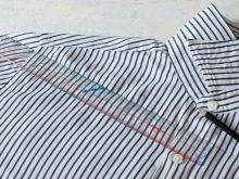 Линия отреза верха рубашки