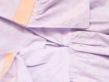 платье с 2-мя оборками
