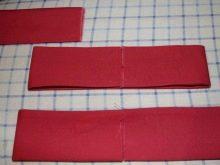 Пошив пояса - шаг 3