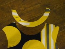 Пошив трикотажного летнего платья шаг - 3
