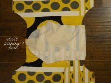 Пошив трикотажного летнего платья шаг - 7