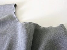 Пошив юбки полусолнце на резинке