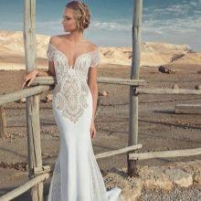 Свадебное платье Zoog Bridal с кружевным верхом