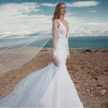 Свадебное платье Zoog Bridal шелковое