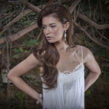 Свадебное платье Svetlana Design с кружевными элементами