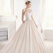 Пышное свадебное платье от La Sposa