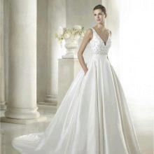 Пышное свадебное платье от San Patrick