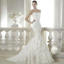 Свадебное платье русалочка от San Patrick