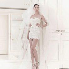 Короткое платье от ZUHAIR MURAD