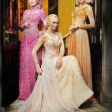 Свадебные мусульманские платья
