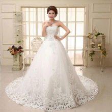 Свадебное платье китайское