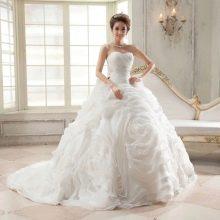 Свадебное платье корейское