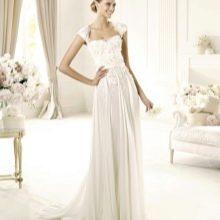 Свадебное платье от Elie Saab прямое