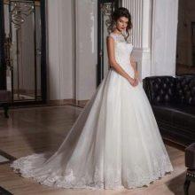 Пышное свадебное платье от Crystal Design