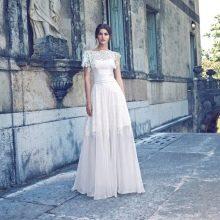 Свадебное платье от Giuseppe Papini простое