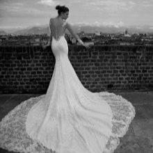 Alessandra Rinaudo Свадебное платье со шлейфом