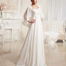 Свадебное платье с болеро