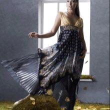 Шифоновое платье для девушек 50 размера