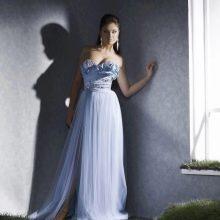 Вечернее платье с пышной юбкой 50 размера