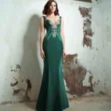 Вечернее платье ампир для ресторана