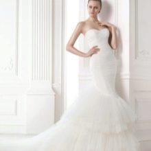 Свадебное платье из коллекции DREAMS от Проновиас рыбка