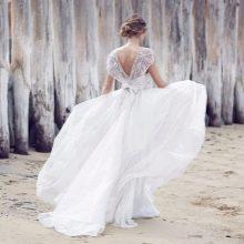 Свадебное платье из коллекции Latest Wedding от Анны Кэмпбелл