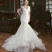 Свадебное платье от Ange Etoiles русалка
