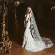 Свадебное платье от Ange Etoiles годе