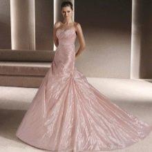 Свадебное платье от La Sposa цветное