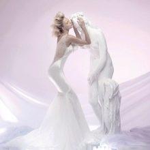 Свадебное платье от Chiarade русалка