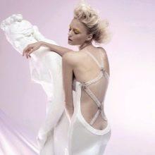 Свадебное платье от Chiarade с открытой спиной