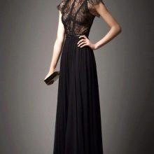 Романтичное платьеиз шифона