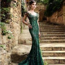 Вечернее платье макси из Китая