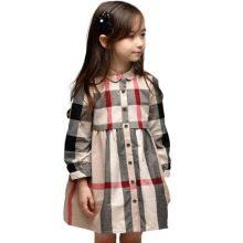 Платье-рубашка для девочек