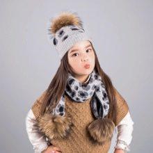 детский шарф 108 фото модели для девочек в виде лисы вязаные и